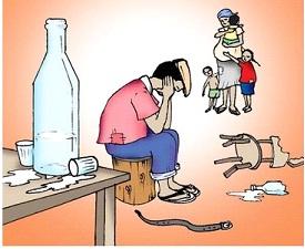 Quando decidido deixar de beber
