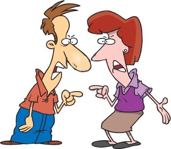 Resultado de imagem para falta de comunicação no casamento