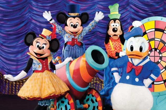 Acontece Curitiba | As mágicas do Mickey vem a Curitiba